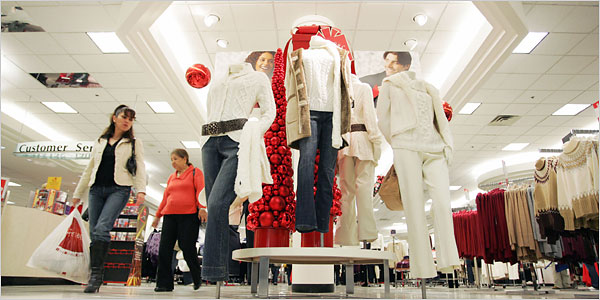 Clothing department stores list